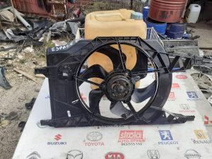 Ventilator renault espace