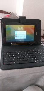 Tastatura za tablet sa futrolom