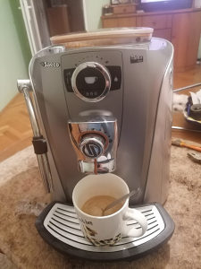 Kafe aparat SAECO TALEA Giro