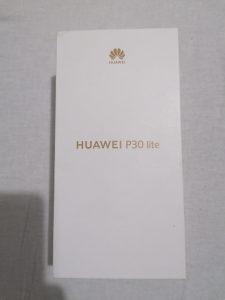 Huawei P30 Lite 4/128 GB Black