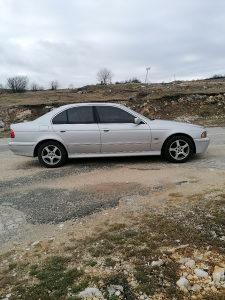 BMW 520d *facelift*