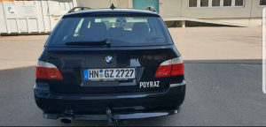 Bmw 530 E 61 facelift