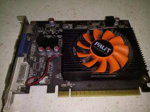 GT630 1GB GDDR5 128Bit