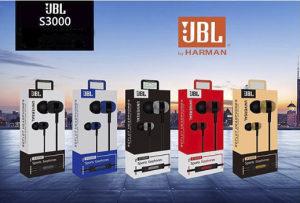 JBL Harman S3000 In-Ear Sport slušalice