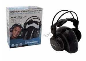 Grundig Wireless Radio / MP3 Slušalice i Dock