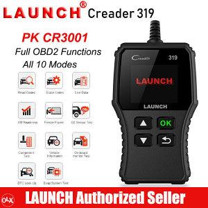 Autodijagnostika LAUNCH X431 CReader 319