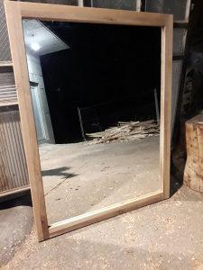 Rustikalno ogledalo