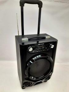 Bluetooth karaoke zvucnik led fm usb aux itd