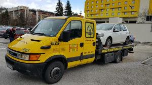 Vučna Služba Lončar Sarajevo