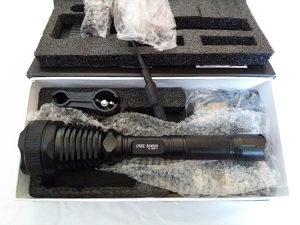 Led Baterija Za Lov - Lampa Za Lov [80000W New Model]