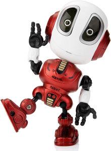 Die-Cast Metal Robot