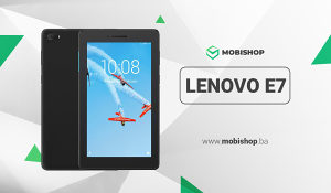 """Lenovo tablet Tab E7 7"""" TB-7104F 16GB WiFi Black"""