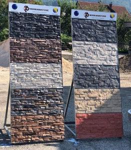 Dekorativni kamen (otporan na sve uticaje) EU kvalitet