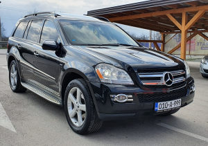 Mercedes GL 350 CDI BLUETEC EURO5 2009 GOD FACELIFT