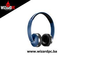 Slušalice CANYON Bluetooth CNS-CBTHS2BL Blue  (7995)