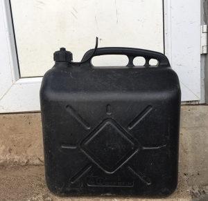 Kanister gorivo 15 L