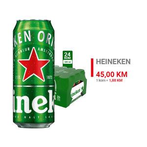 Heineken pivo CAN 0,50l 1/24 020035
