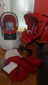 Chicco Duo I move kolica za bebe autofix gratis