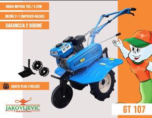 """Motorna freza """"GT 107-Sonic"""""""