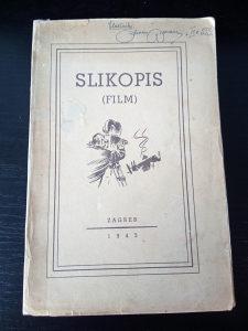 Slikopis (Film): Prof. Mirko Cerovac (Zagreb, 1943 g.)