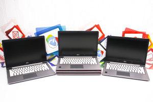 Laptop Fujitsu LifeBook U745; i5-5300u; 128GB SSD; 8GB