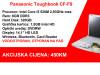 AKCIJA!!! Panasonic Toughbook CF-F9 Core i5