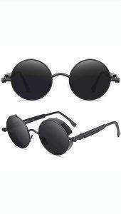 Naočale Steampunk John Lennon Polarized UV400 Vintage