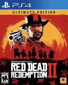 RED DEAD REDEMPTION ULTIMATE EDITION 2 PS4.