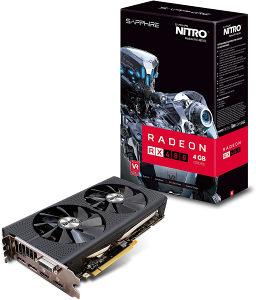 Nova Grafička karta RX 480 4GB DDR5 OC 256bit