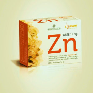 Cink Zn            (15kesica*1,5gr)