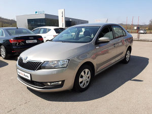 Škoda Rapid Active 1,0 TSI
