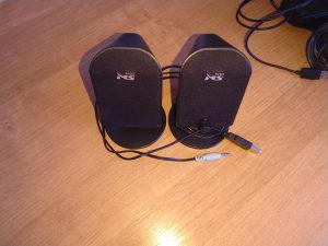 Zvučnici Za PC / Laptop MS Twins