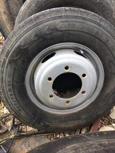 Felge za kamion 17,5.  I  Felge 16 mercedes