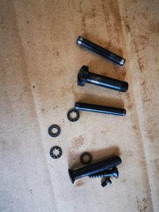 set vijaka za vazdusnu anschutz 330,335 i 335 Magnum