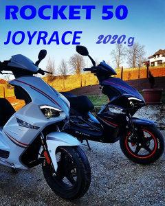 Skuter motocikl motor ROCKET 50 JOYRACE KEEWAY 2020g