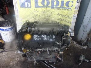 MOTOR OPEL 1.9 CDTI,88 KW,2005 G.P