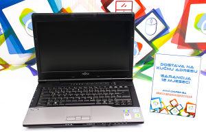 Laptop Fujitsu S752; i5-3320m; 320GB HDD; 8GB RAM