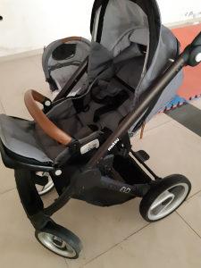 Djecija kolica Mutsy EVO 2u1 sa opremom