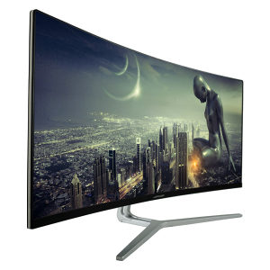 LC Power 34'' Curved 100Hz 3440x1440 Gaming Novo!!!
