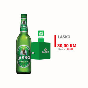 Laško pivo 0.33l 1/24 400024