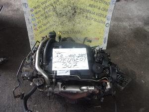 MOTOR PEUGEOT 2.0 HDI,100 KW