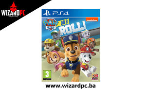 Paw Patrol: On a Roll! PS4 (8535)