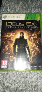 igra xbox 360 orginal DEUS EX HUMAN REVOLUTION