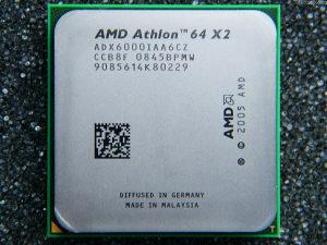 Procesor AMD athlon 6000+  Socket AM2 2x3.0 GHZ