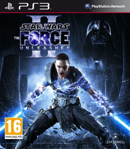 Star Wars : The Force Unleashed 2 (PS3)