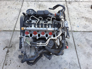 Motor 2.0 TDI 125KW Audi A4 8K, A5 8T CAH CAHA