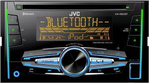 JVC AUX USB CD BLUETOOTH KW-R920BT 2DIN
