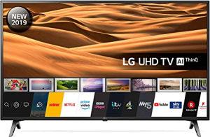 LG TV 43UM7100PLB 4K UltraHD Smart WiFi UHD ThinQ