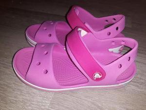 Crocs sandale br.11 odg 27/28
