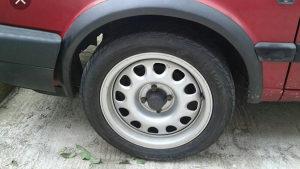 "Obruc za celicnu VW felgu 14""."